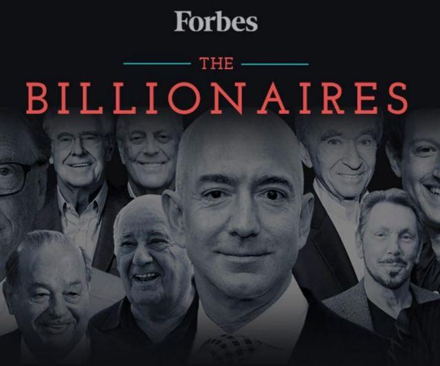 Πλουσιότερος όλων με 120 δισ. δολάρια ο Τζεφ Μπέζος | tanea.gr