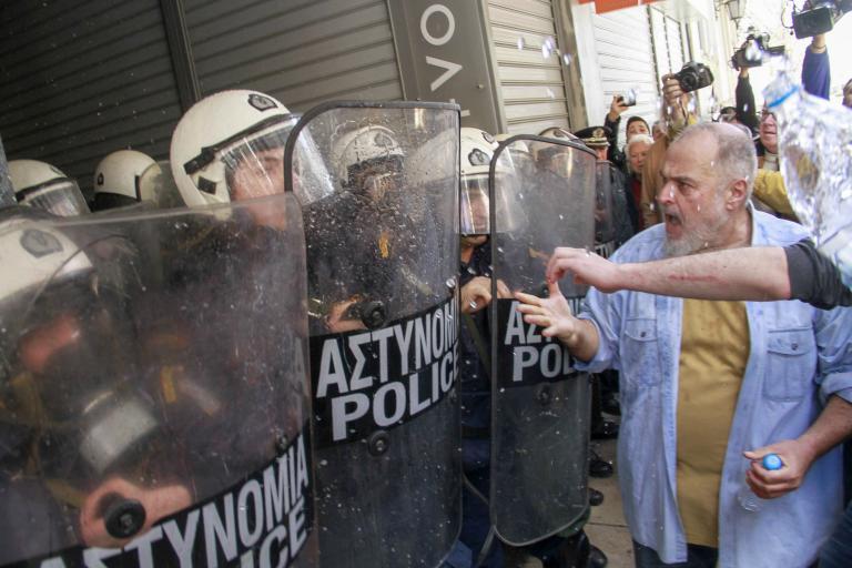 Αστυνομικοί Θεσσαλονίκης: Η άτυπη ασυλία των «μπαχαλάκηδων» είναι ύποπτη | tanea.gr