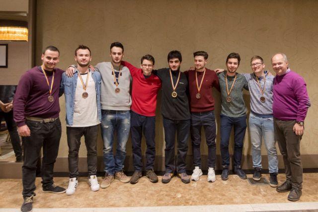 Θεσσαλονίκη: Χρυσή η ομάδα του ΑΠΘ στη 12η Μαθηματική Ολυμπιάδα | tanea.gr
