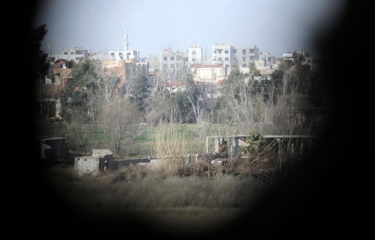 Σκοτώθηκε πολεμικός ανταποκριτής στη Γούτα της Συρίας   tanea.gr