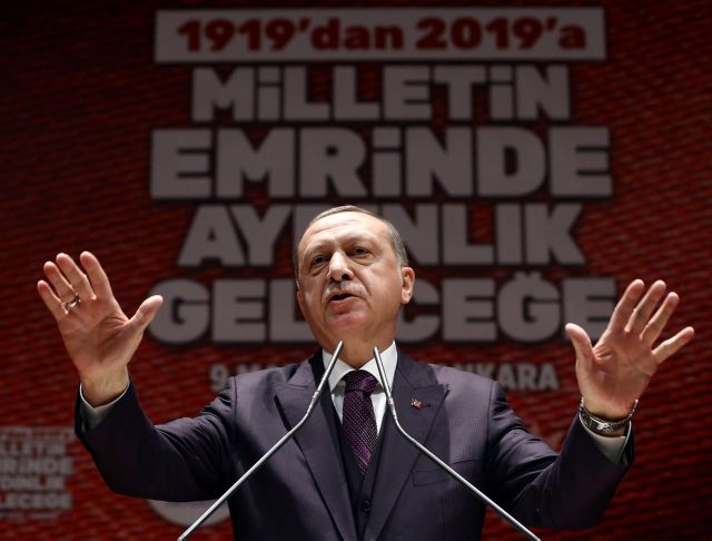 O Ερντογάν προειδοποιεί: Ας είμαστε προετοιμασμένοι για Τρίτο Παγκόσμιο Πόλεμο | tanea.gr