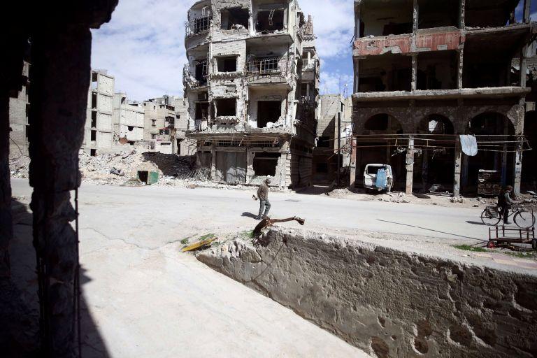 Συρία: 1.000 άμαχοι νεκροί στην ανατολική Γούτα | tanea.gr
