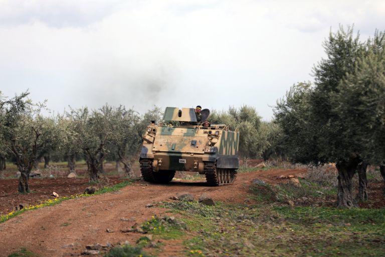 Πυρά κατά ΝΑΤΟ από Ερντογάν για την επιχείρηση στην Αφρίν   tanea.gr
