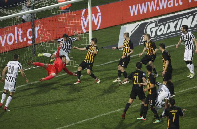 Η UEFA διέψευσε ότι σχολίασε το οφσάιντ στο γκολ του ΠΑΟΚ   tanea.gr