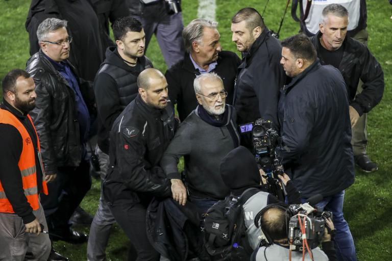 Ιβάν Σαββίδης: Συγγνώμη από όλους για την εισβολή στο γήπεδο | tanea.gr