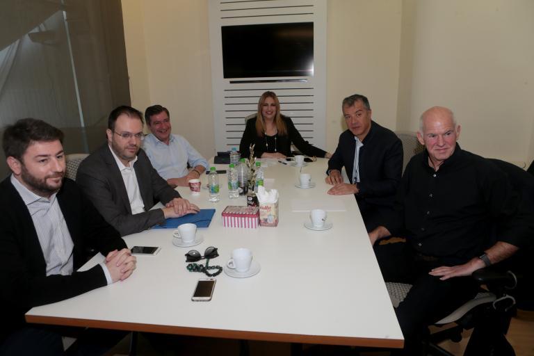 Κίνημα Αλλαγής: Οργή για το Ποτάμι, ασυμφωνία για τα οργανωτικά | tanea.gr