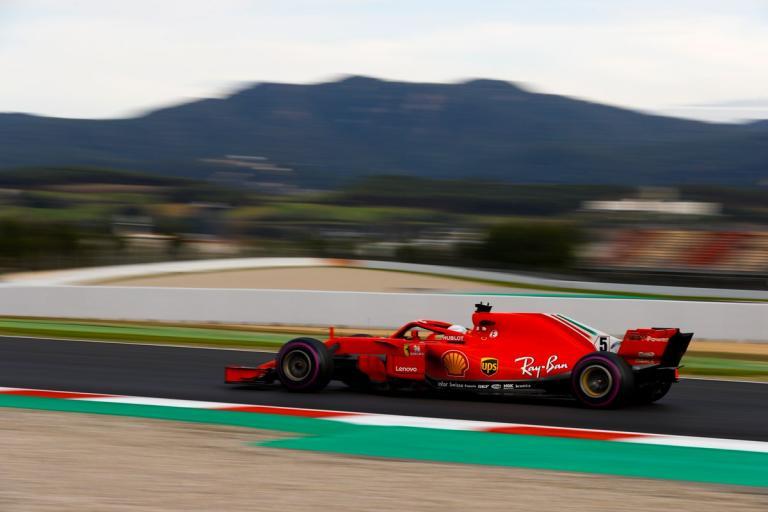 Εξαιρετική η επίδοση της Ferrari στις δοκιμές στην πίστα της Βαρκελώνης | tanea.gr