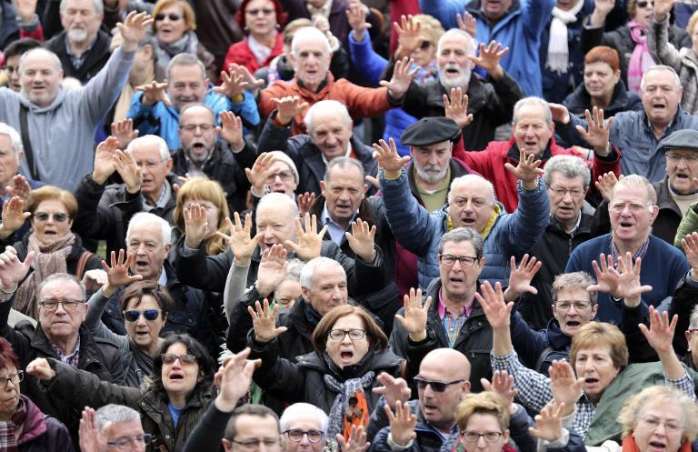 Χιλιάδες Ισπανοί ζητούν επαναφορά θανατικής ποινής | tanea.gr