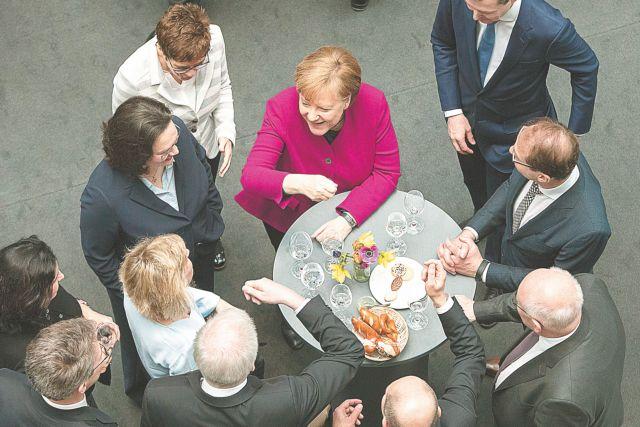Και η Γερμανία έχει επιτέλους κυβέρνηση | tanea.gr