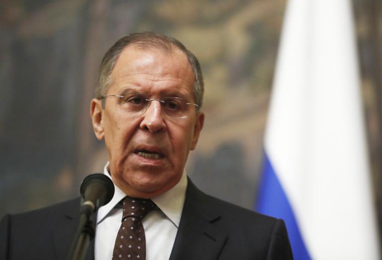 Οργή Λαβρόφ κατά Μέι: Πρόστυχες οι κατηγορίες | tanea.gr