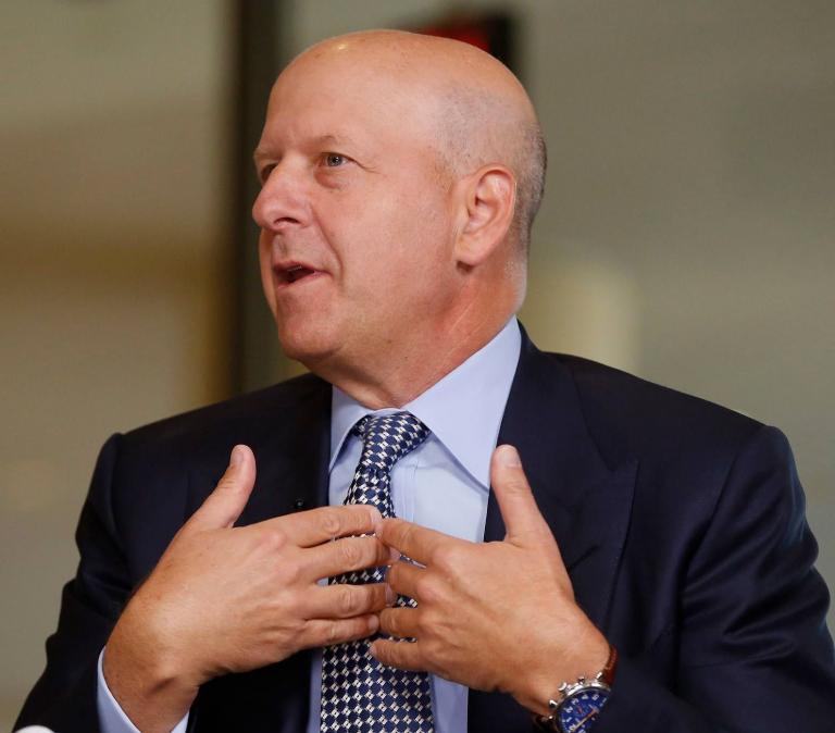 Ντέιβιντ Σόλομον, ένας DJ επικεφαλής της Goldman Sachs | tanea.gr