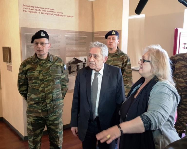 Κουβέλης: «Υπερτροφικός» λόγος οι αναφορές για ομηρεία   tanea.gr