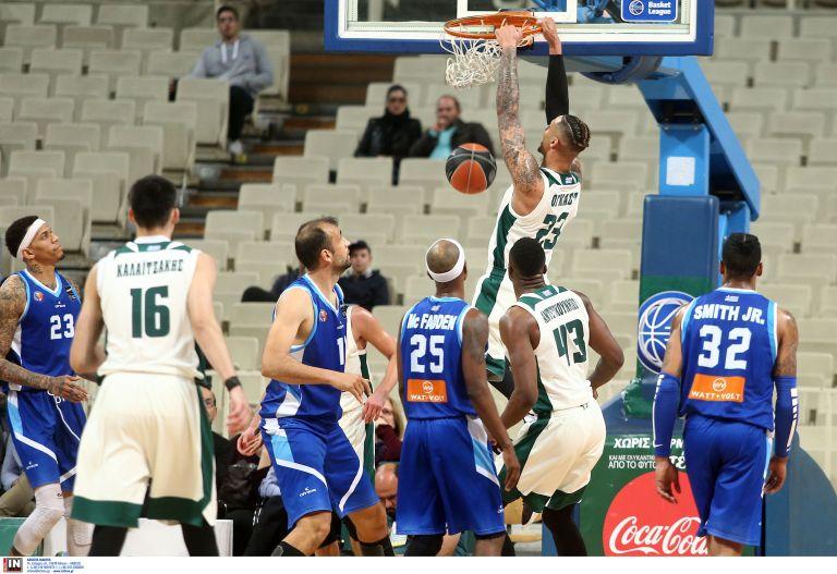 Α1 μπάσκετ: Εύκολα ο Παναθηναϊκός την Κύμη και σκέφτεται τη Μάλαγα | tanea.gr