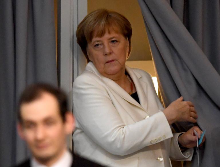 DW: Τέταρτη φορά καγκελάριος η Μέρκελ | tanea.gr