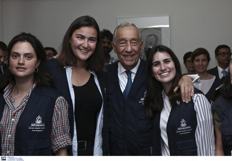 Πρόεδρος Πορτογαλίας: Γενναία η πολιτική της Ελλάδας στο προσφυγικό | tanea.gr
