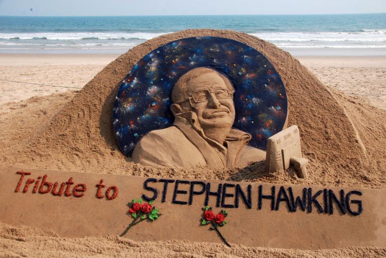 Πέθανε ο αστροφυσικός Στίβεν Χόκινγκ   tanea.gr