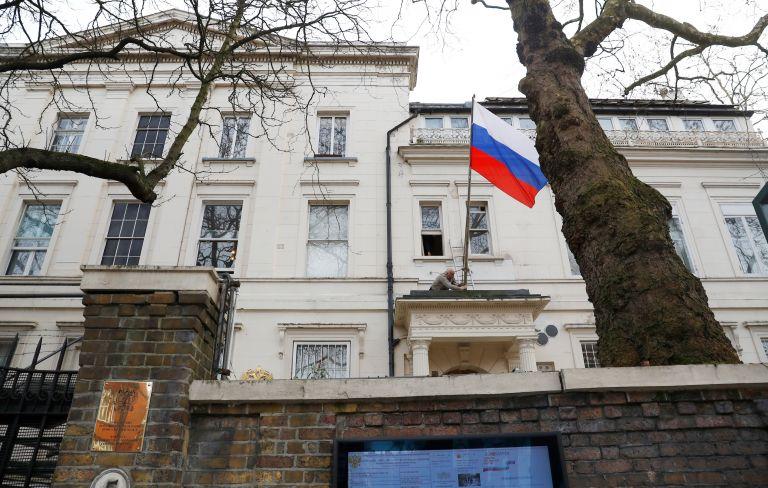 Ταξιδιωτική οδηγία για τη Ρωσία εξέδωσε το Λονδίνο | tanea.gr