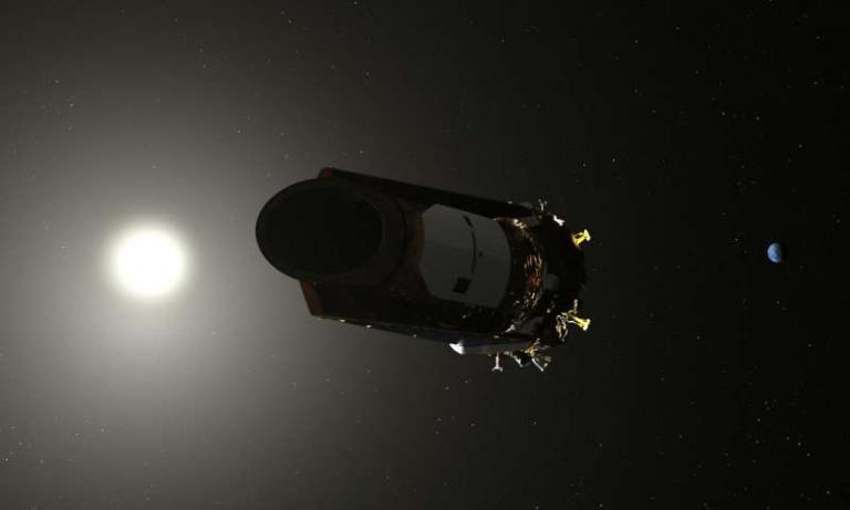Ερχεται το τέλος για το διαστημικό τηλεσκόπιο «Κέπλερ»   tanea.gr