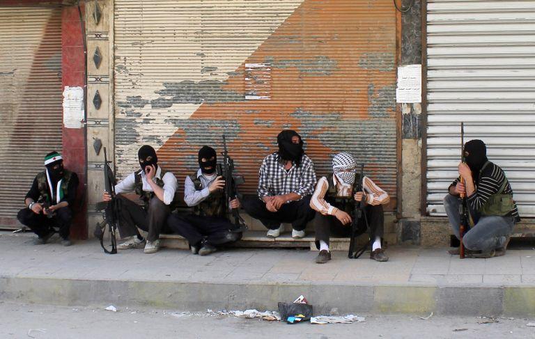 Συρία: Το Ισλαμικό Κράτος ελέγχει συνοικία στη Δαμασκό | tanea.gr