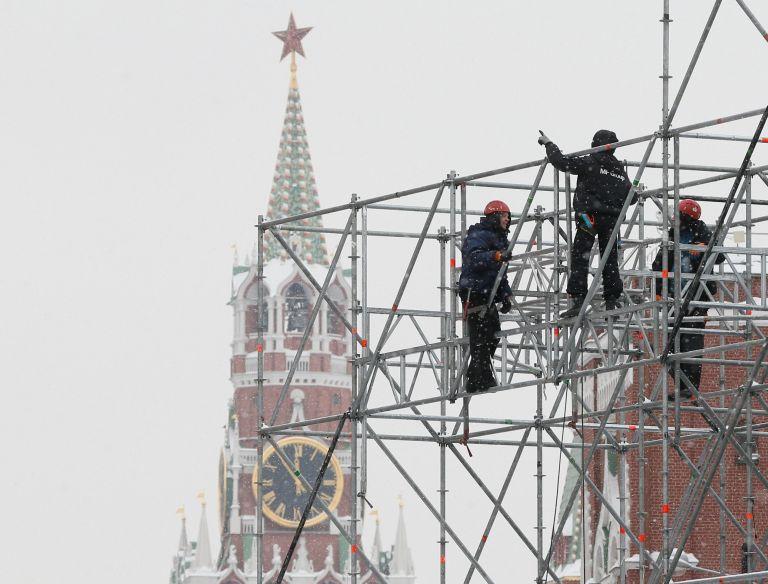 Ολοκληρώνεται η προεκλογική περίοδος στη Ρωσία | tanea.gr