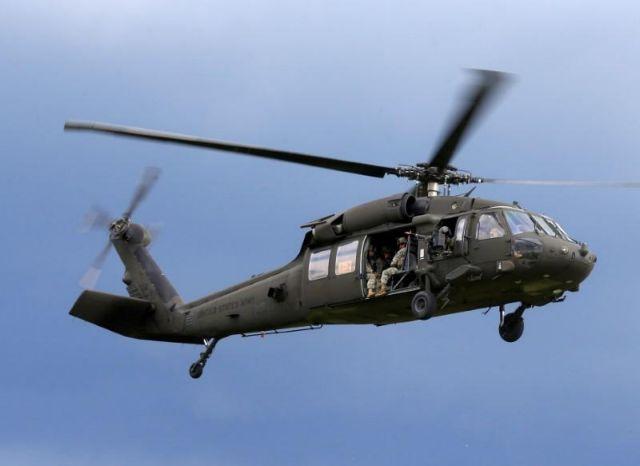 Αμερικανικό στρατιωτικό ελικόπτερο συνετρίβη στο Ιράκ   tanea.gr