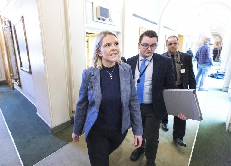 Νορβηγία: Παραιτήθηκε η υπουργός Δικαιοσύνης | tanea.gr
