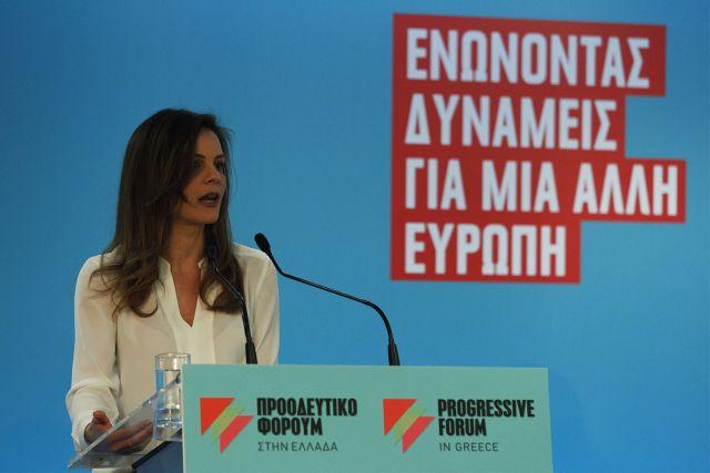 Αχτσιόγλου: Δεν μας ικανοποιεί η Ευρώπη των ανισοτήτων | tanea.gr