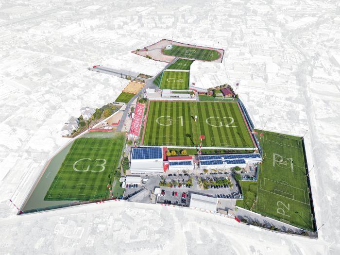 Ολυμπιακός: Ιδού το υπερσύγχρονο αθλητικό κέντρο των ερυθρόλευκων | tanea.gr