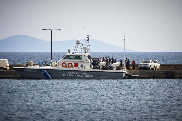 At  least five children among 16 dead when migrant boat capsizes near Agathonisi | tanea.gr