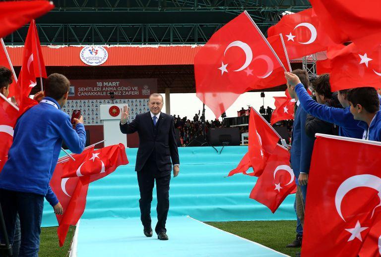Ερντογάν: Επόμενος στόχος μετά την Αφρίν η πόλη Ταλ Ριφάατ | tanea.gr