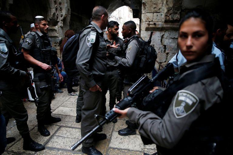 Νεκρός ο δράστης που μαχαίρωσε Ισραηλινό   tanea.gr