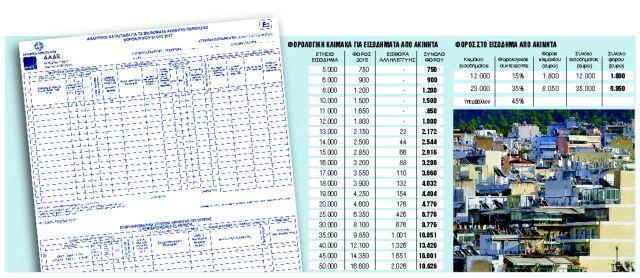 Πώς θα δηλώσετε τα έσοδα που αποκτήσατε το 2017 | tanea.gr