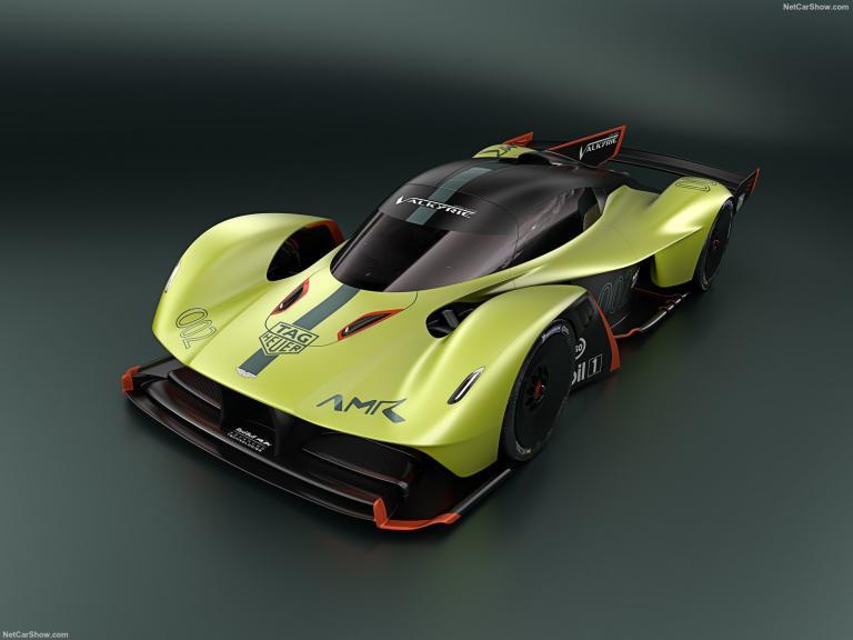Aston Martin Valkyrie AMR Pro: Για 25 τυχερούς | tanea.gr