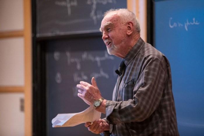 Στον Ρόμπερτ Λάνγκλαντς το φετινό «Νόμπελ Μαθηματικών» | tanea.gr