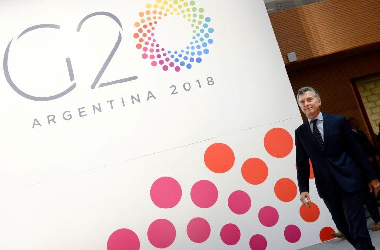 G20 – Υπαρκτή η απειλή ενός εμπορικού πολέμου   tanea.gr