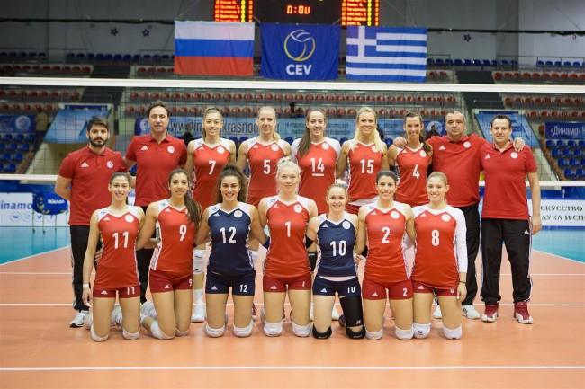 Βόλεϊ: Τα κορίτσια του Ολυμπιακού προκρίθηκαν στον τελικό του Τσάλεντζ Καπ | tanea.gr