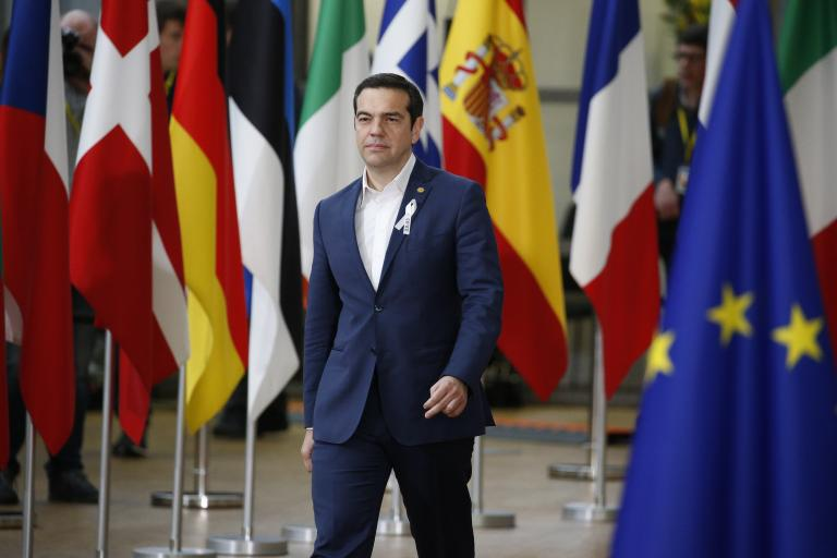 Παρέμβαση Τσίπρα στους Ευρωπαίους Σοσιαλιστές για τους στρατιωτικούς   tanea.gr