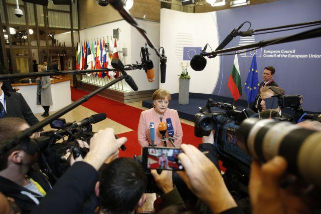 Μέρκελ: Θα λάβουμε επιπλέον μέτρα κατά της Ρωσίας | tanea.gr