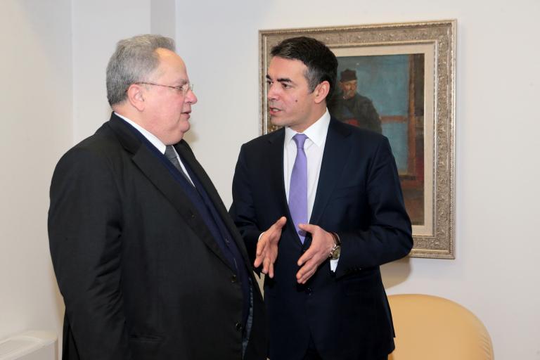 Επιμένει ο Ντιμιτρόφ για «μακεδονικό έθνος» και «μακεδονική γλώσσα» | tanea.gr