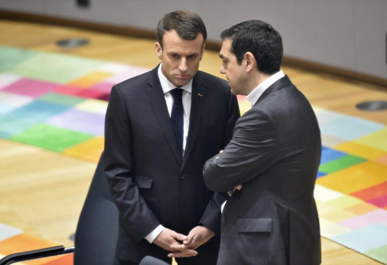 Καταδικάζει ο Μακρόν τη συμπεριφορά της Αγκυρας | tanea.gr
