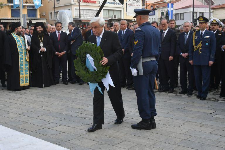 Παυλόπουλος: Η Συνθήκη της Λωζάννης δεν έχει «γκρίζες ζώνες» | tanea.gr