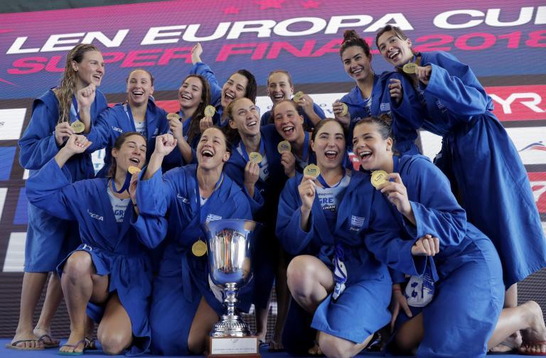 Europa Cup γυναικών: Η εθνική κατέκτησε το χρυσό μετάλλιο   tanea.gr