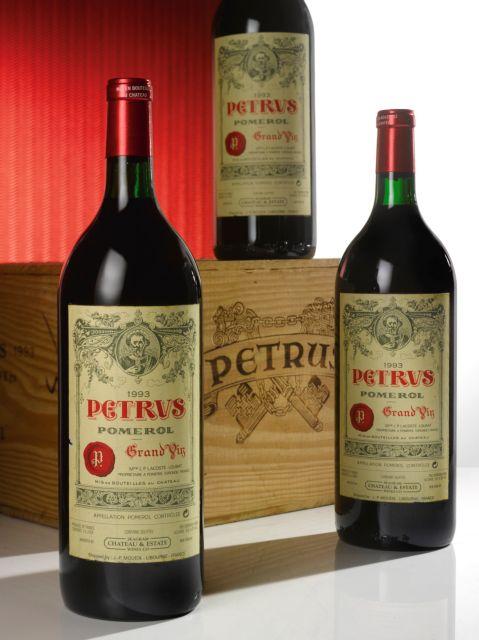 Μία 6λιτρη φιάλη κρασιού πουλήθηκε για $64.200 | tanea.gr