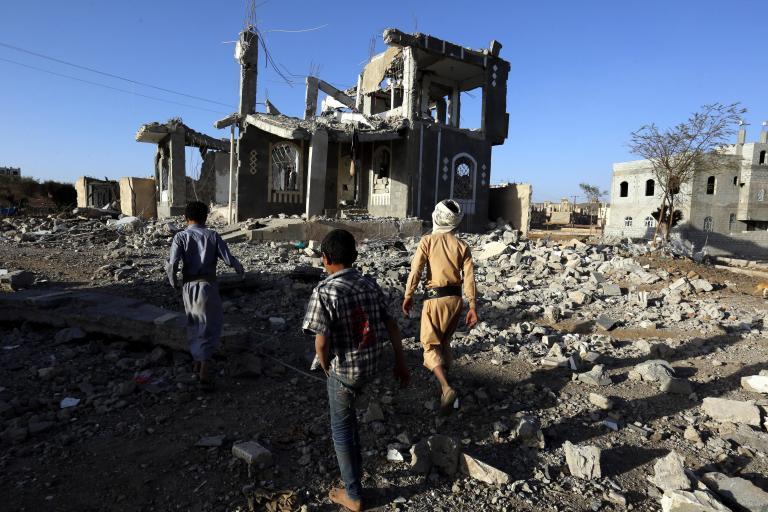 Υεμένη: Ομοβροντία πυραύλων εναντίον της Σαουδικής Αραβίας | tanea.gr