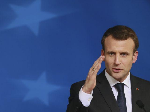 Η Γαλλία ρίχνει το έλλειμμα κάτω από 3% 10 χρόνια μετά   tanea.gr
