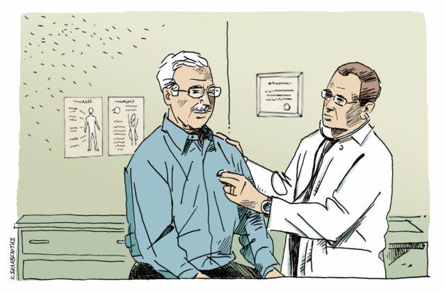 Γιατροί εγκλωβισμένοι στην άγονη γραμμή | tanea.gr