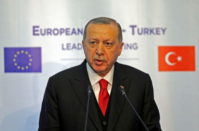 Μαθήματα διεθνούς δικαίου από Ερντογάν σε ΕΕ για την κυπριακή ΑΟΖ! | tanea.gr