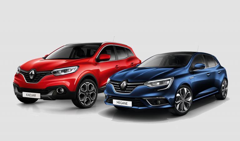 Νέο χρηματοδοτικό πρόγραμμα για τα Renault Megane και Kadjar | tanea.gr