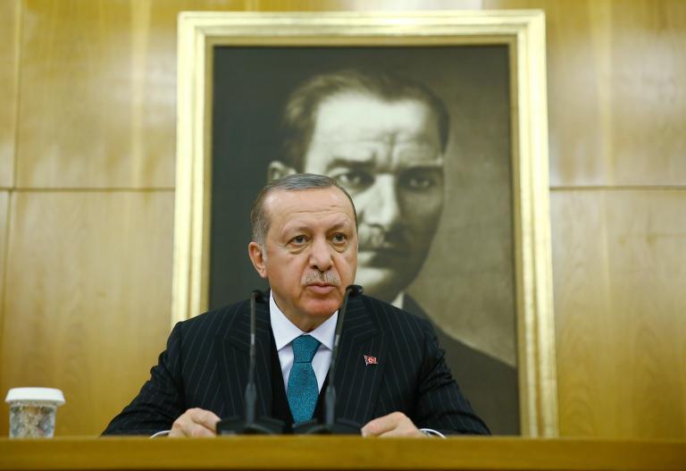 Ερντογάν: Το θέμα των στρατιωτικών είναι στη δικαιοσύνη, δεν είμαι υπεράνω αυτής | tanea.gr