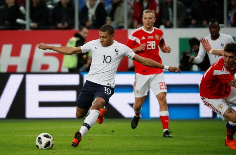 Διεθνή φιλικά: Εξαιρετική η Γαλλία, 3-1 τη Ρωσία στην Αγία Πετρούπολη | tanea.gr